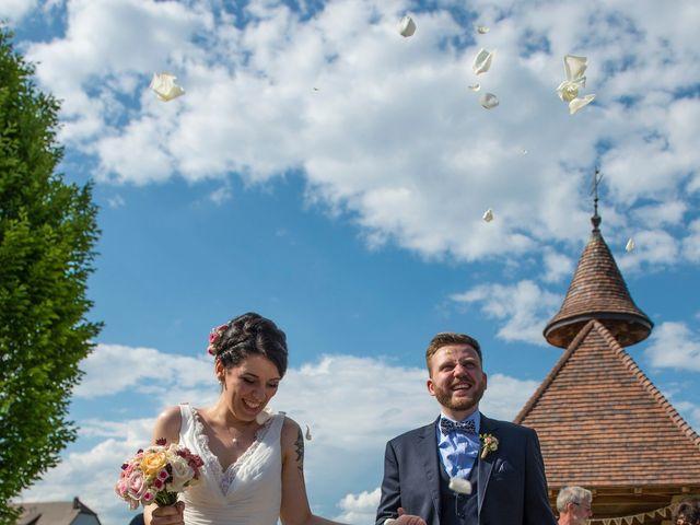 Le mariage de Jérémy et Elodie à Wettolsheim, Haut Rhin 18