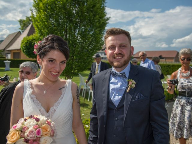 Le mariage de Jérémy et Elodie à Wettolsheim, Haut Rhin 19