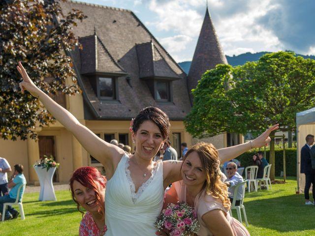Le mariage de Jérémy et Elodie à Wettolsheim, Haut Rhin 22
