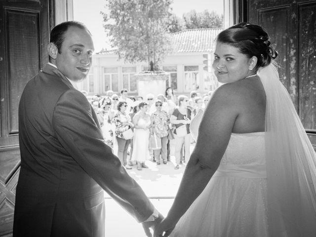Le mariage de Jérémy et Alexandra à Les Vignères, Vaucluse 9