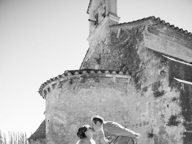 Le mariage de Jérémy et Alexandra à Les Vignères, Vaucluse 10