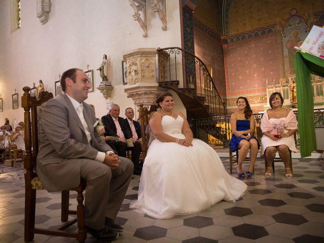 Le mariage de Jérémy et Alexandra à Les Vignères, Vaucluse 13