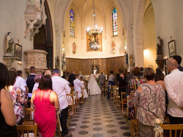 Le mariage de Jérémy et Alexandra à Les Vignères, Vaucluse 23