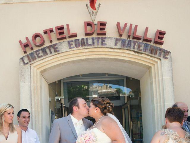 Le mariage de Jérémy et Alexandra à Les Vignères, Vaucluse 43