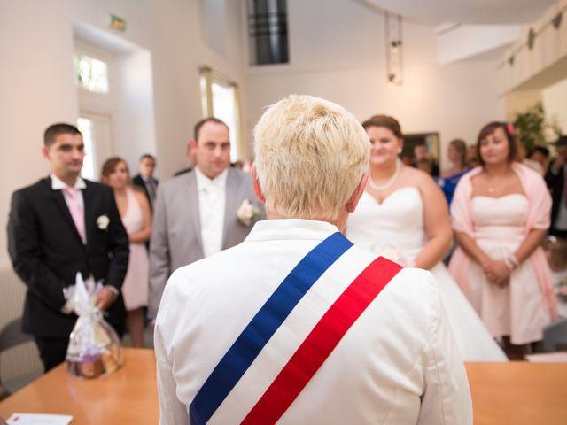 Le mariage de Jérémy et Alexandra à Les Vignères, Vaucluse 57
