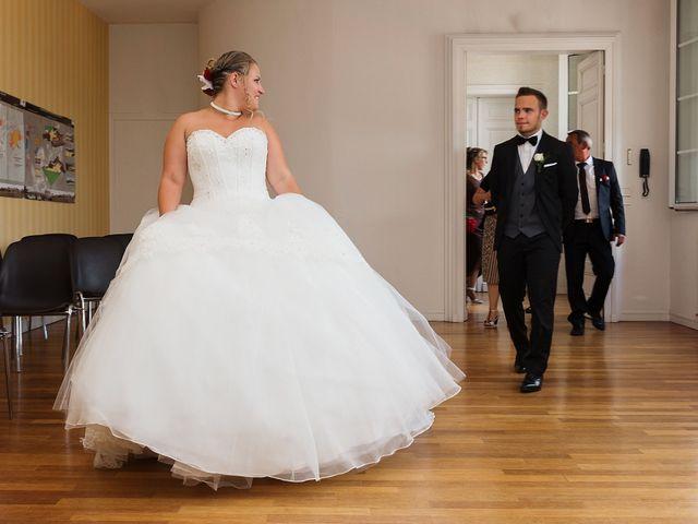 Le mariage de Mickaël et Camille à Marcenais, Gironde 18