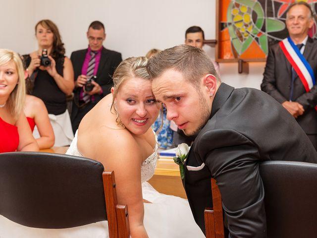 Le mariage de Mickaël et Camille à Marcenais, Gironde 21