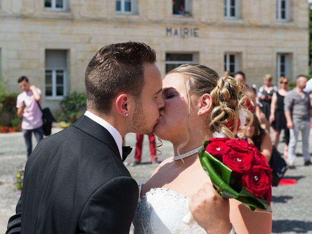 Le mariage de Mickaël et Camille à Marcenais, Gironde 29