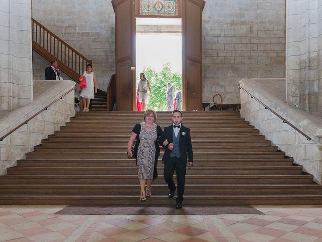 Le mariage de Mickaël et Camille à Marcenais, Gironde 30