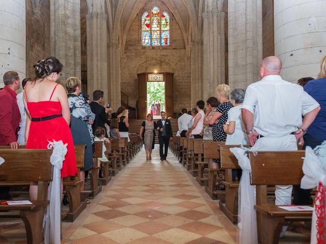 Le mariage de Mickaël et Camille à Marcenais, Gironde 31