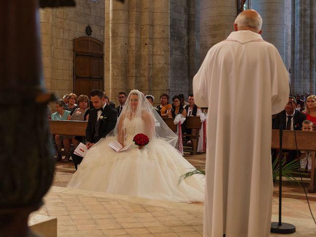 Le mariage de Mickaël et Camille à Marcenais, Gironde 34