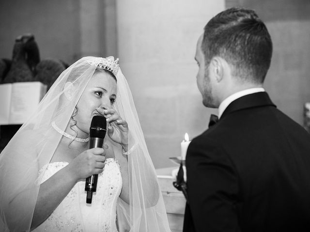 Le mariage de Mickaël et Camille à Marcenais, Gironde 36