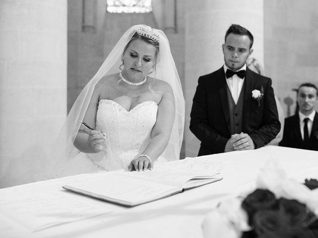 Le mariage de Mickaël et Camille à Marcenais, Gironde 37