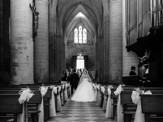 Le mariage de Mickaël et Camille à Marcenais, Gironde 38