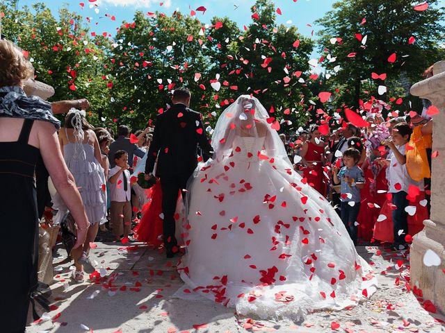 Le mariage de Mickaël et Camille à Marcenais, Gironde 1