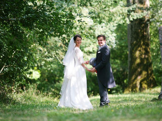 Le mariage de Jacques et Ségolène à Vouneuil-sur-Vienne, Vienne 1
