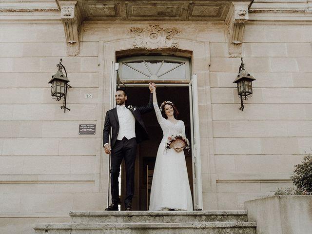 Le mariage de Rémi et Lucile à Campsegret, Dordogne 13