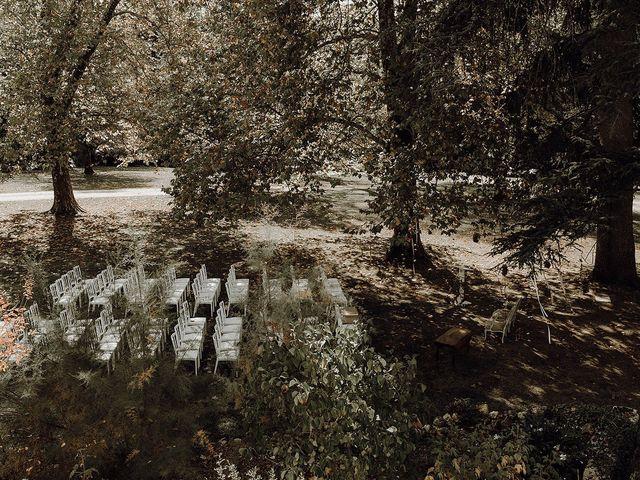 Le mariage de Rémi et Lucile à Campsegret, Dordogne 16