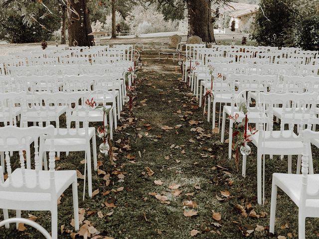 Le mariage de Rémi et Lucile à Campsegret, Dordogne 17
