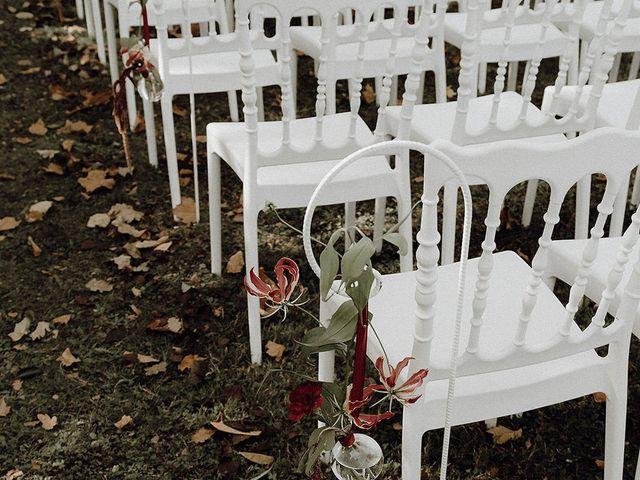 Le mariage de Rémi et Lucile à Campsegret, Dordogne 18