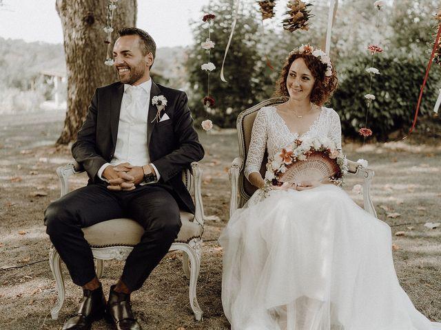 Le mariage de Rémi et Lucile à Campsegret, Dordogne 23