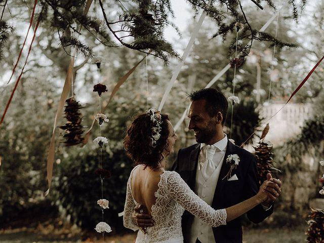 Le mariage de Rémi et Lucile à Campsegret, Dordogne 34