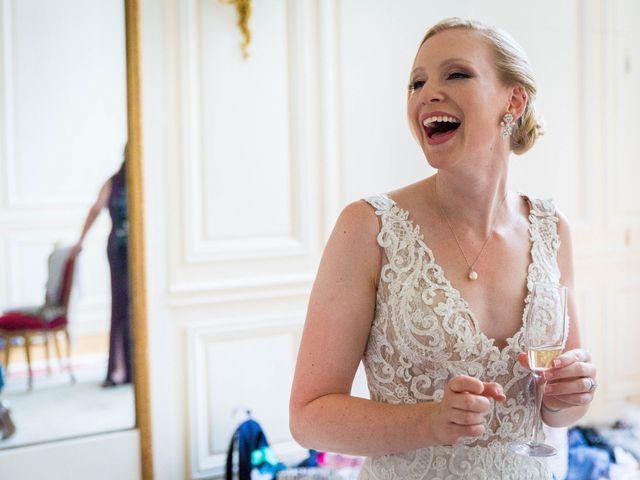 Le mariage de Zach et Dana à Paris, Paris 4