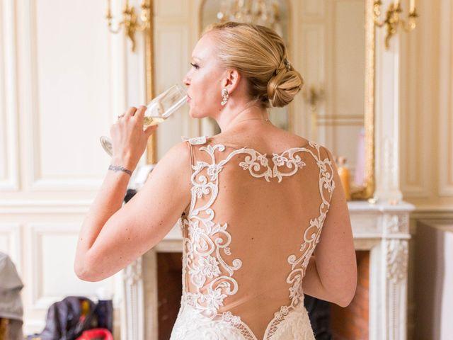 Le mariage de Zach et Dana à Paris, Paris 1