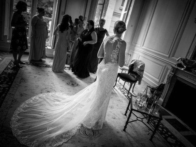 Le mariage de Zach et Dana à Paris, Paris 5