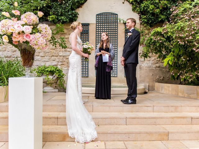Le mariage de Zach et Dana à Paris, Paris 7