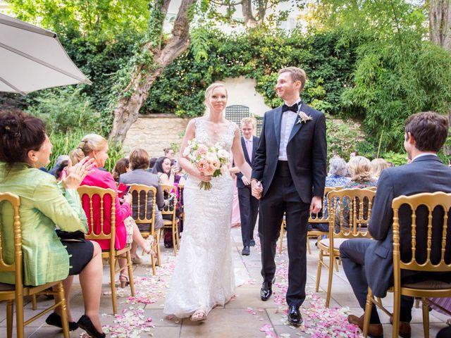 Le mariage de Dana et Zach