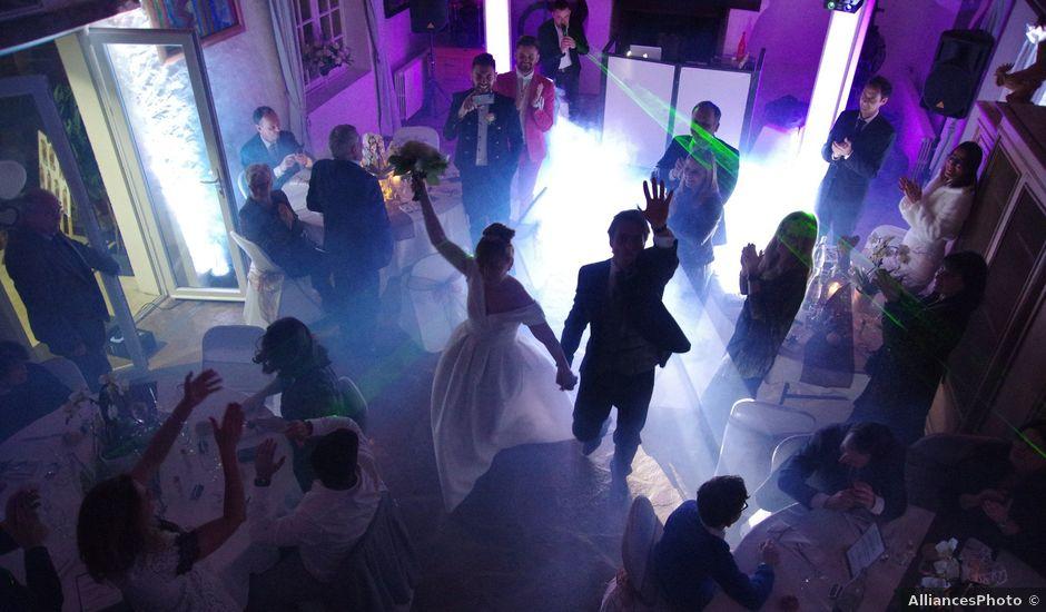 Le mariage de Jeff et Muriel à Champenard, Eure