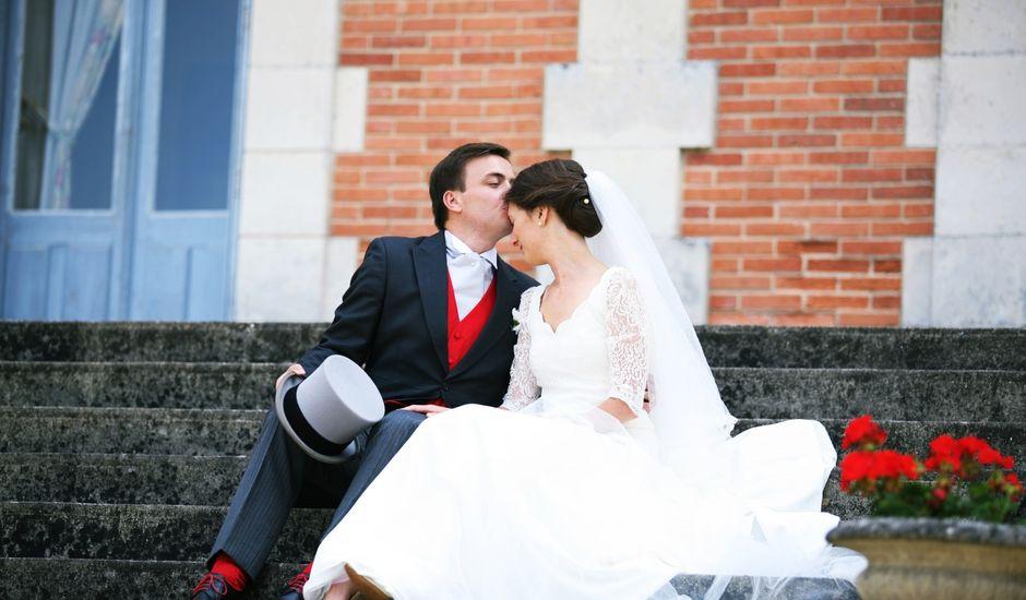 Le mariage de Jacques et Ségolène à Vouneuil-sur-Vienne, Vienne