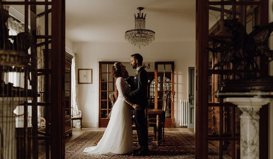 Le mariage de Rémi et Lucile à Campsegret, Dordogne