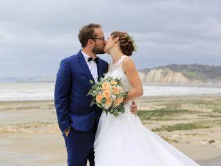 Le mariage de Anne Sophie et Romain