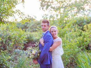 Le mariage de Marion et Xavier