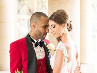 Le mariage de Marina et Lionel