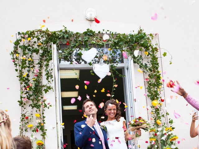 Le mariage de Camille et Caroline à Saint-Cirq-Lapopie, Lot 16