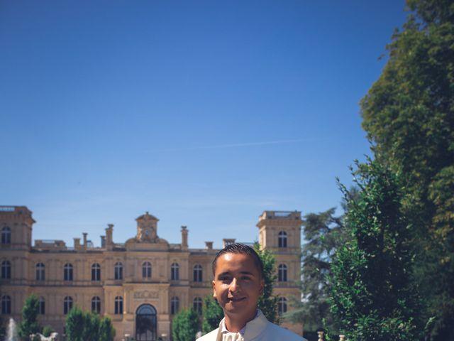 Le mariage de Pablo et Marine à Le Plessis-aux-Bois, Seine-et-Marne 14