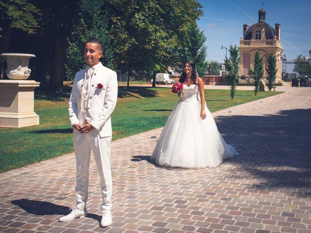 Le mariage de Pablo et Marine à Le Plessis-aux-Bois, Seine-et-Marne 16