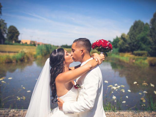 Le mariage de Pablo et Marine à Le Plessis-aux-Bois, Seine-et-Marne 17