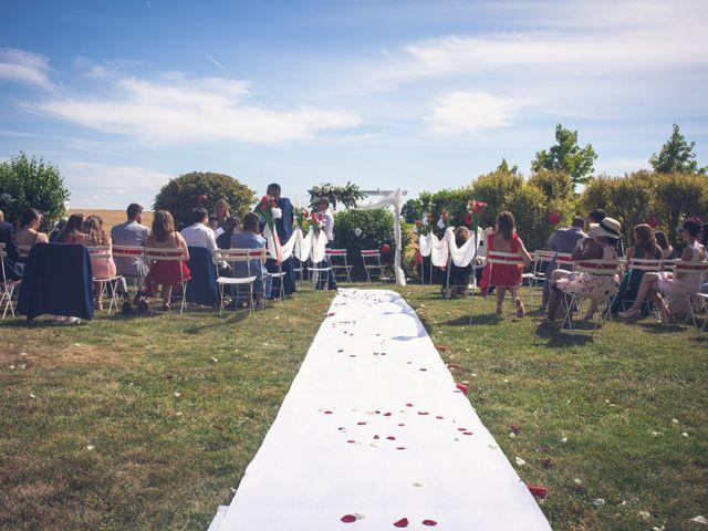 Le mariage de Pablo et Marine à Le Plessis-aux-Bois, Seine-et-Marne 20