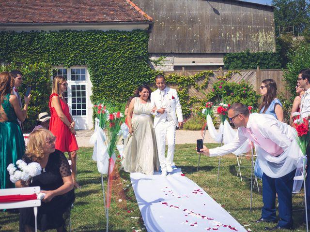 Le mariage de Pablo et Marine à Le Plessis-aux-Bois, Seine-et-Marne 21