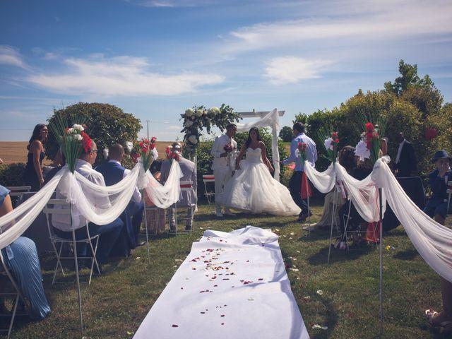 Le mariage de Pablo et Marine à Le Plessis-aux-Bois, Seine-et-Marne 22