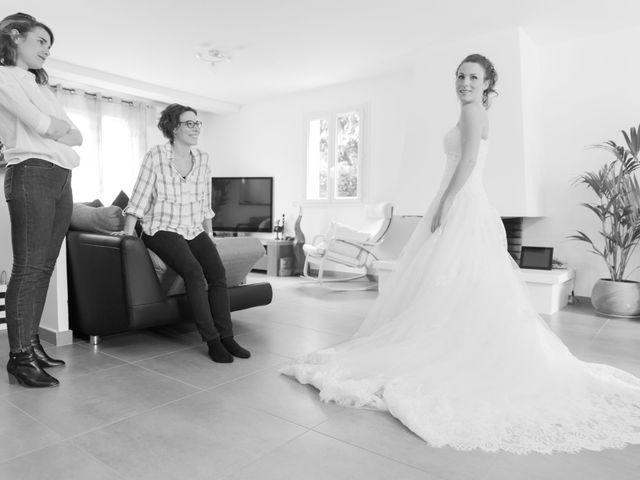 Le mariage de Quentin et Aurélie à La Chapelle-Gauthier, Seine-et-Marne 12