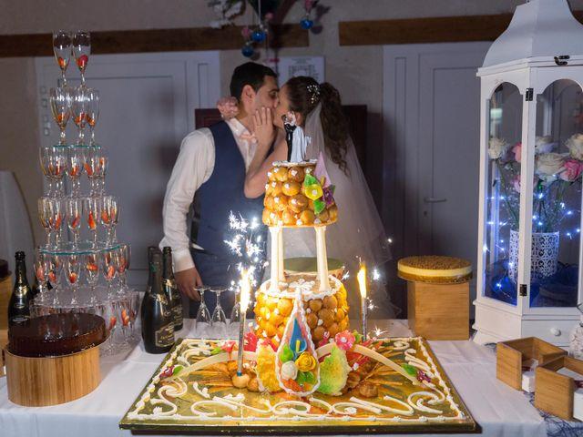 Le mariage de Quentin et Aurélie à La Chapelle-Gauthier, Seine-et-Marne 75