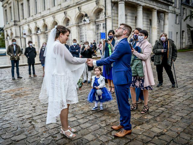 Le mariage de Guillaume et Sandra à Bourges, Cher 21