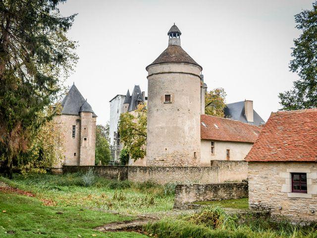 Le mariage de Guillaume et Sandra à Bourges, Cher 36
