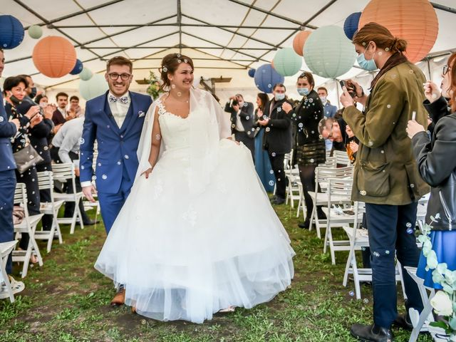 Le mariage de Guillaume et Sandra à Bourges, Cher 51