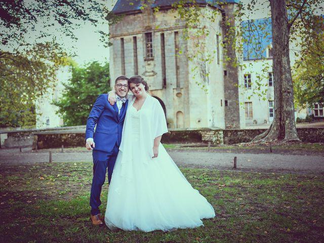 Le mariage de Guillaume et Sandra à Bourges, Cher 63